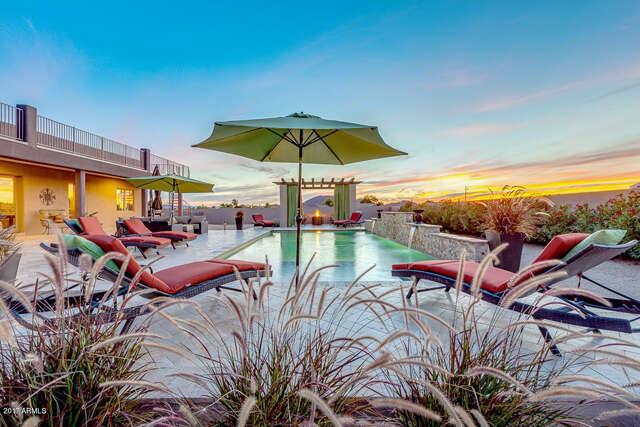 Single Family for Sale at 25207 N 71st Avenue Peoria, Arizona 85383 United States