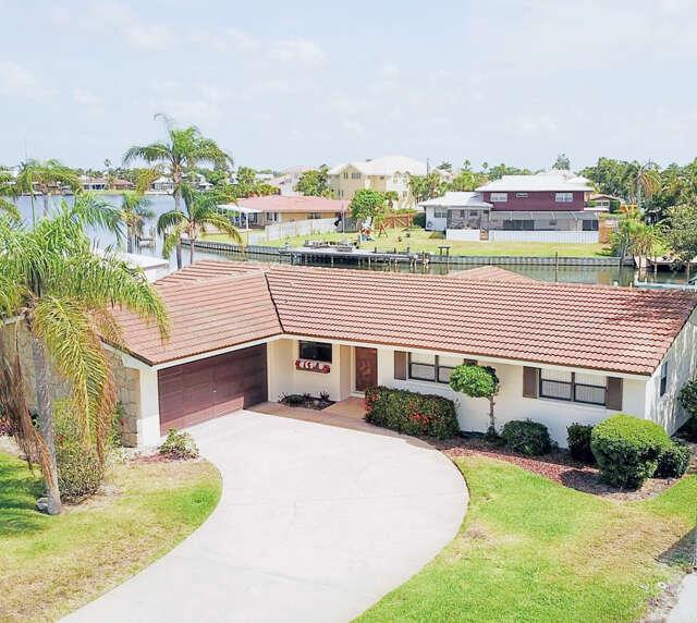 Single Family for Sale at 249 Bahama Boulevard Cocoa Beach, Florida 32931 United States