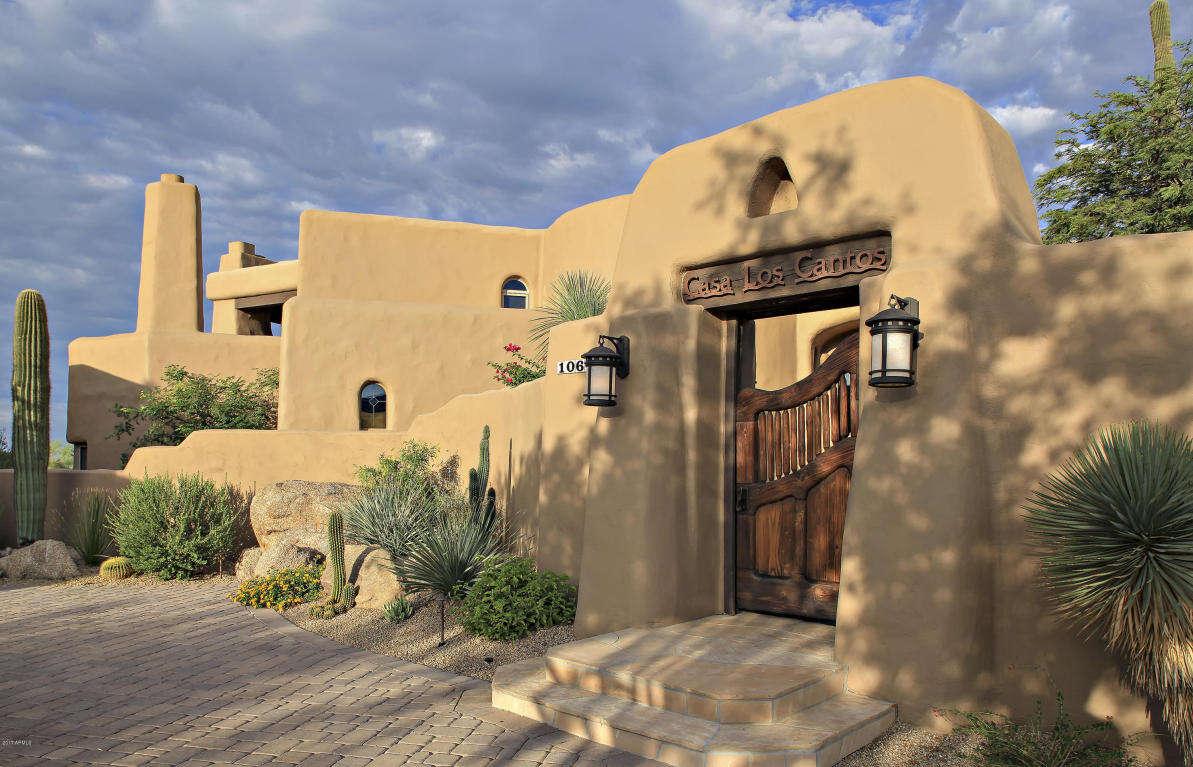 Single Family for Sale at 10641 E Prospect Point Dr. Scottsdale, Arizona 85262 United States