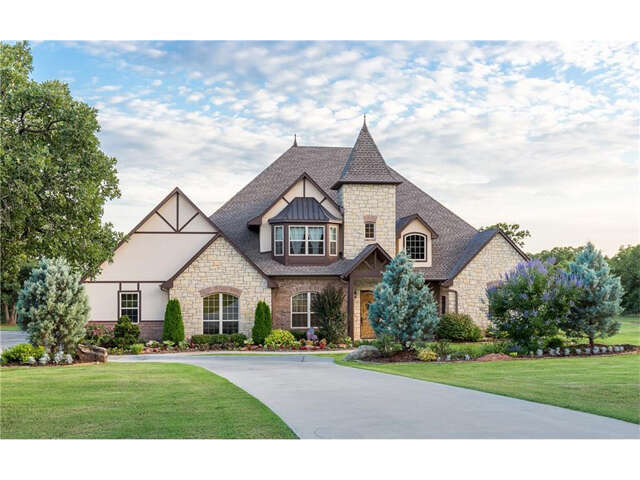 Single Family for Sale at 14200 Little Hickory Arcadia, Oklahoma 73007 United States