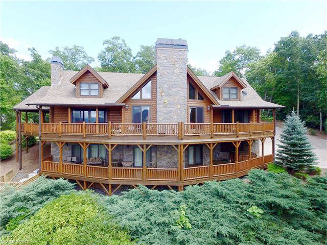 Single Family for Sale at 468 Asgi Trail #c-56 Maggie Valley, North Carolina 28751 United States