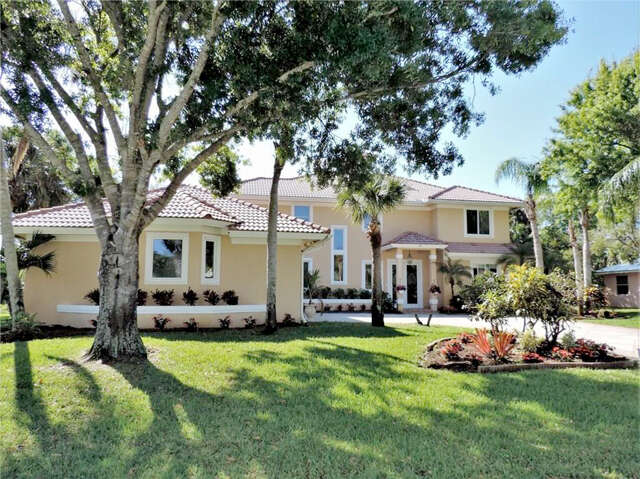 Single Family for Sale at 8590 SE Wilkes Place Hobe Sound, Florida 33455 United States