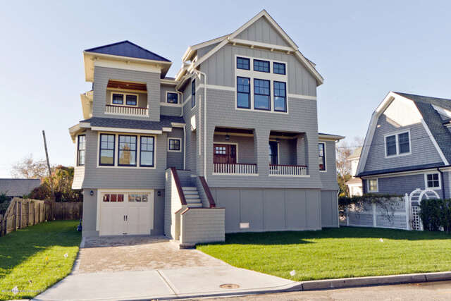 Single Family for Sale at 45 Strickland Street Bay Head, New Jersey 08742 United States