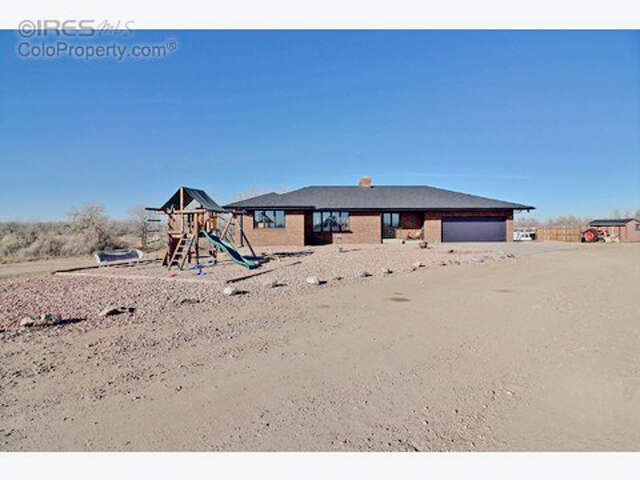 Single Family for Sale at 13735 County Road 25.5 Platteville, Colorado 80651 United States