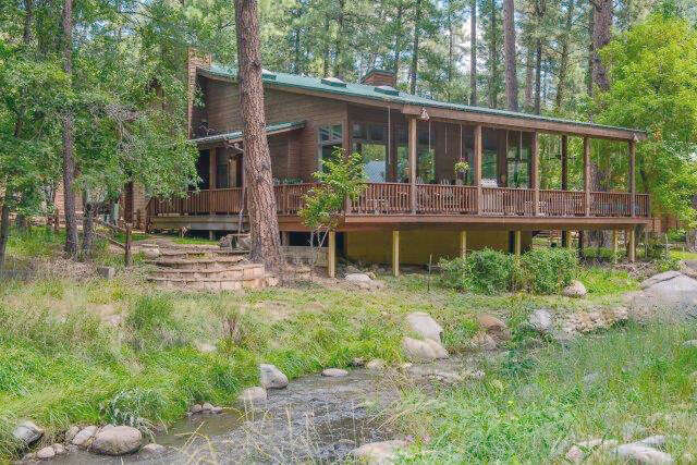 Single Family for Sale at 112 Bear Creek Trail Ruidoso, New Mexico 88345 United States