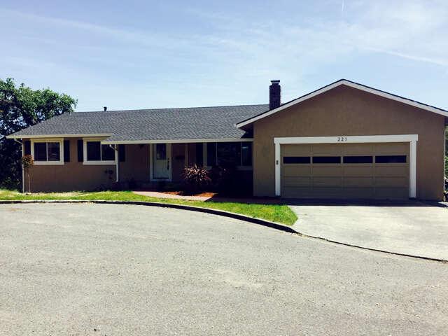 Single Family for Sale at 221 Michele Circle Novato, California 94947 United States