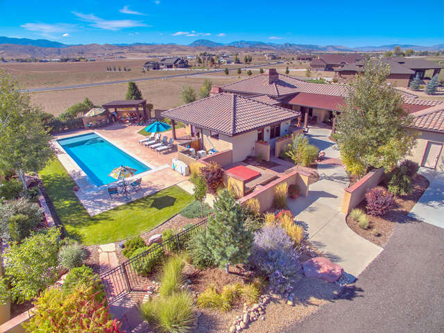 Single Family for Sale at 4881 Two Peaks Drive Loveland, Colorado 80537 United States