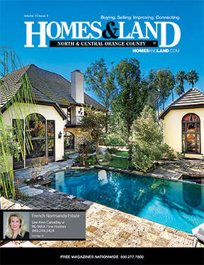 HOMES & LAND Magazine Cover. Vol. 13, Issue 05, Page 22.