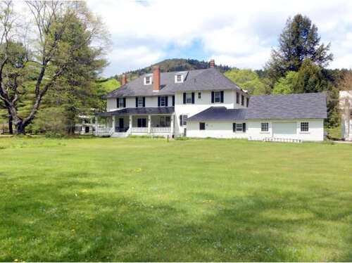 Single Family for Sale at 369 Dover Road Newfane, Vermont 05345 United States