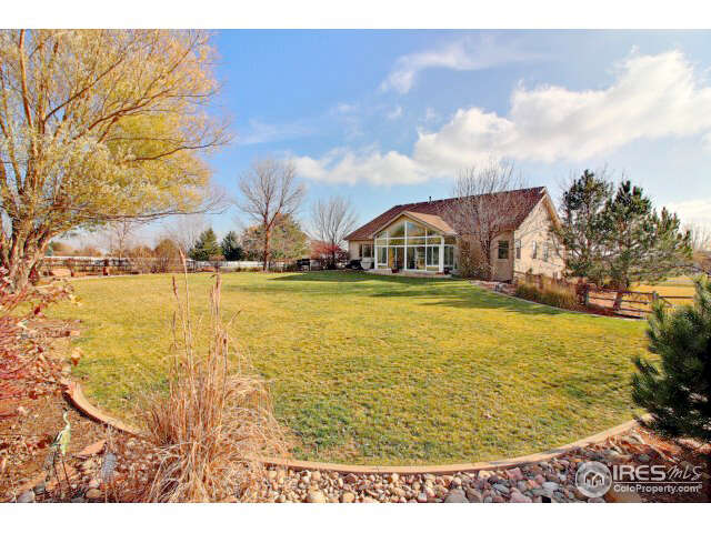 Single Family for Sale at 6349 Ashcroft Rd Greeley, Colorado 80634 United States