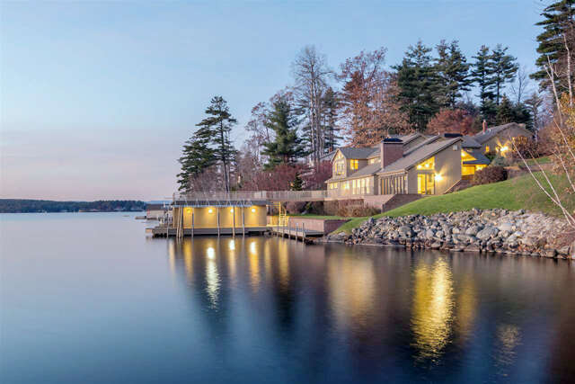 Single Family for Sale at 22 Varney Point Left Road Gilford, New Hampshire 03249 United States