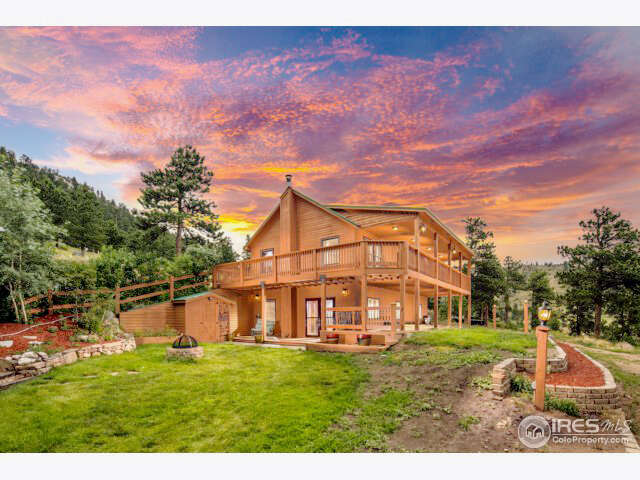 Real Estate for Sale, ListingId:47040757, location: 1221 Quillan Gulch Rd Loveland 80537