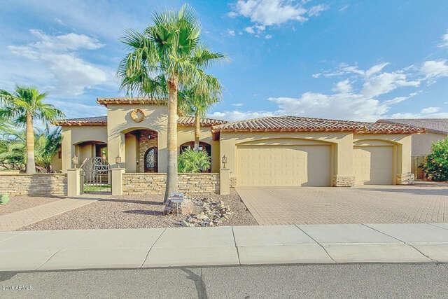 Single Family for Sale at 207 W Auburn Sky Court Casa Grande, Arizona 85122 United States