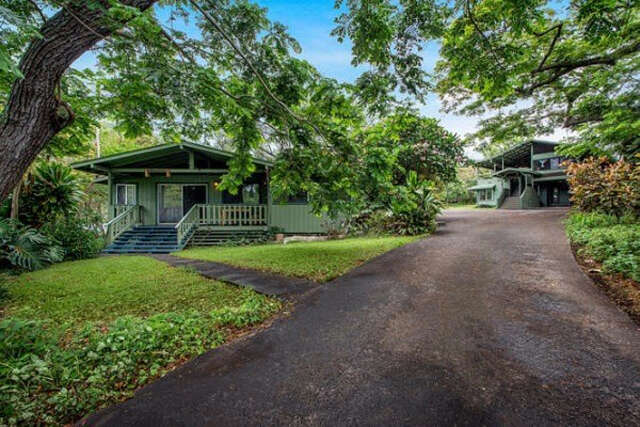 Single Family for Sale at 82-6294-C Puuhonua Rd Captain Cook, Hawaii 96704 United States