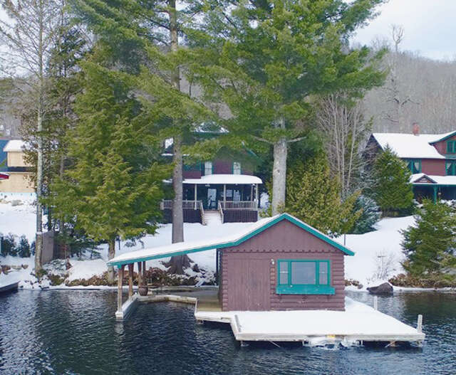 Single Family for Sale at 46 Chipmunk Lane Lake Placid, New York 12946 United States