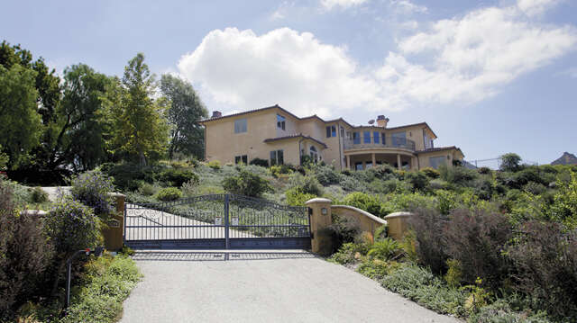 Single Family for Sale at 25044 Mulholland Highway Calabasas, California 91302 United States