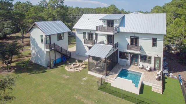 Single Family for Sale at 310 Seacrest Drive Panama City Beach, Florida 32461 United States