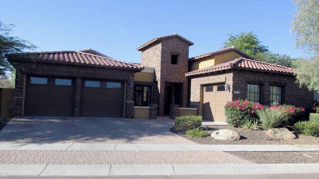 Single Family for Sale at 7596 W Firebird Drive Glendale, Arizona 85308 United States
