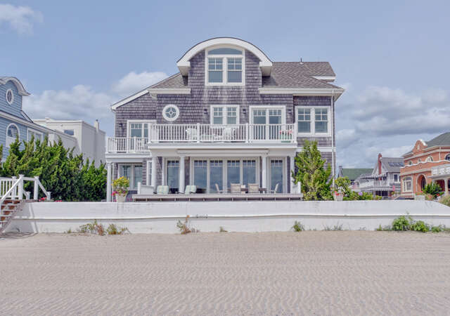 Single Family for Sale at 110 S Fredricksburg Ave Margate, New Jersey 08402 United States