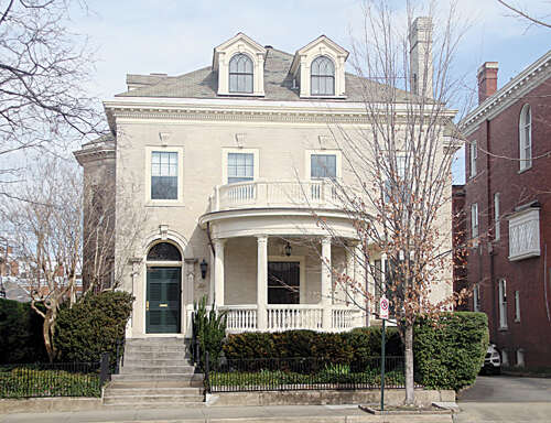 Single Family for Sale at 1812 Monument Ave Richmond, Virginia 23220 United States