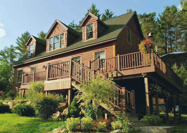 Single Family for Sale at 7127 State Route 9 Chestertown, New York 12817 United States