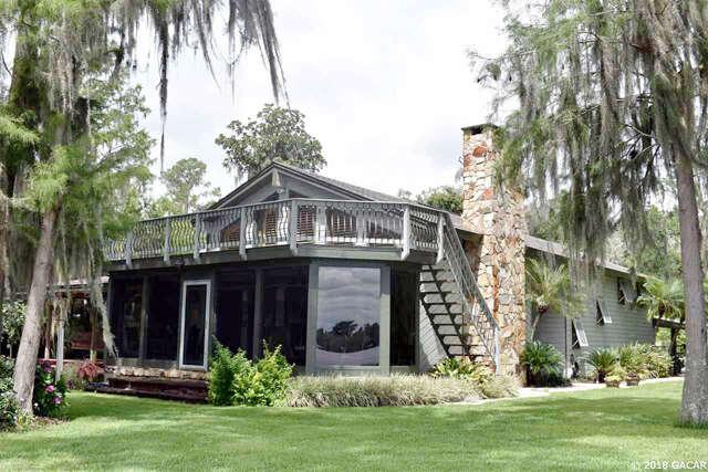 Single Family for Sale at 20917 NE 132nd Avenue Waldo, Florida 32694 United States
