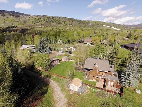 Single Family for Sale at 60 Maroon Court Aspen, Colorado 81611 United States