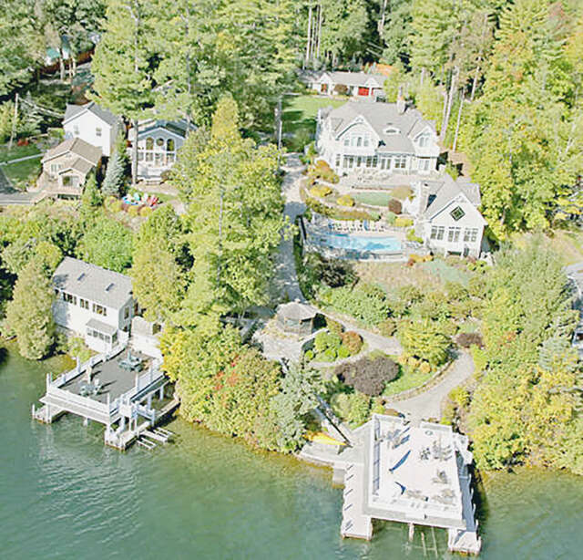 Single Family for Sale at 16 Colony Cove Road Lake George, New York 12845 United States