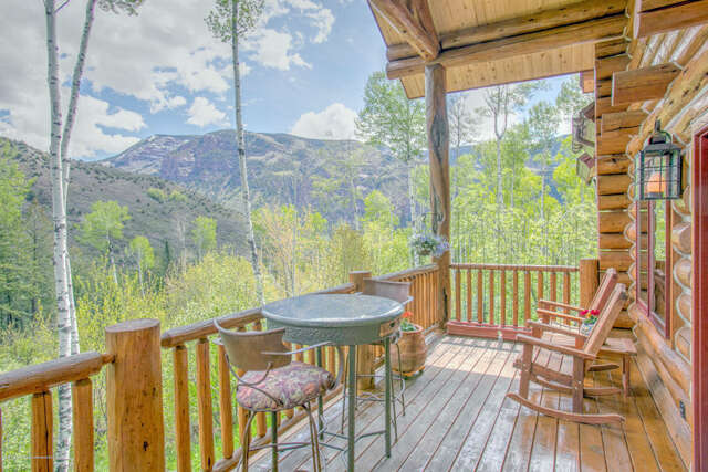 Single Family for Sale at 750 Coal Creek Road Redstone, Colorado 81623 United States