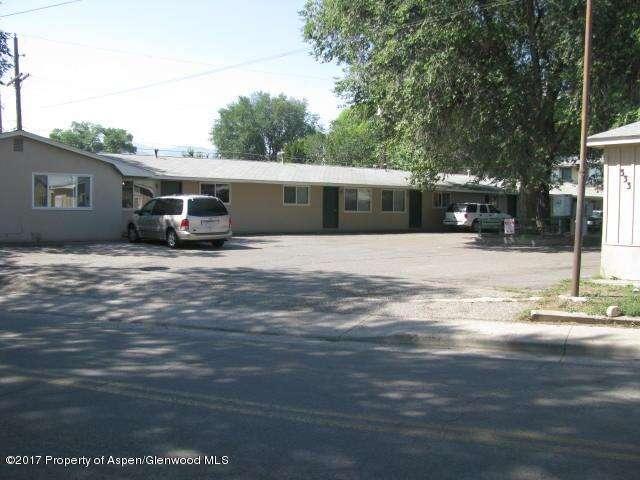 Single Family for Sale at 333 Park Avenue Rifle, Colorado 81650 United States