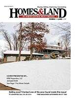 HOMES & LAND Magazine Cover. Vol. 36, Issue 06, Page 7.