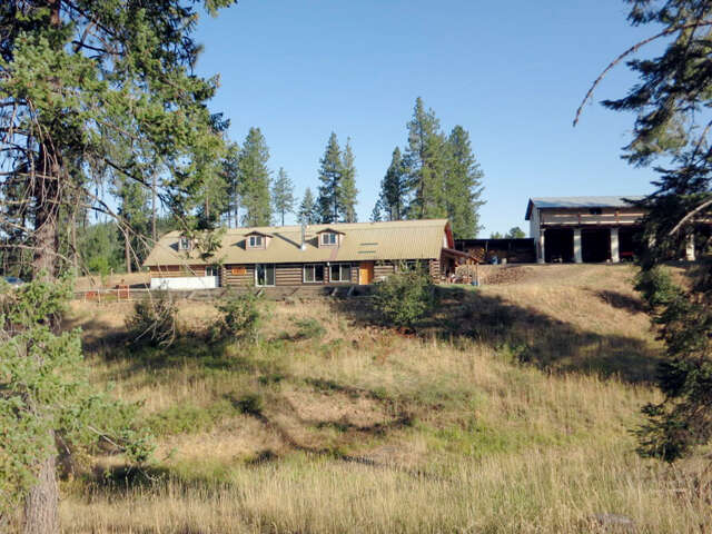 Single Family for Sale at 331 Koshney Rd St. Maries, Idaho 83861 United States