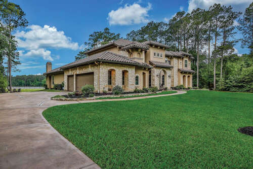 Single Family for Sale at 6303 Ranch Park Drive Magnolia, Texas 77354 United States