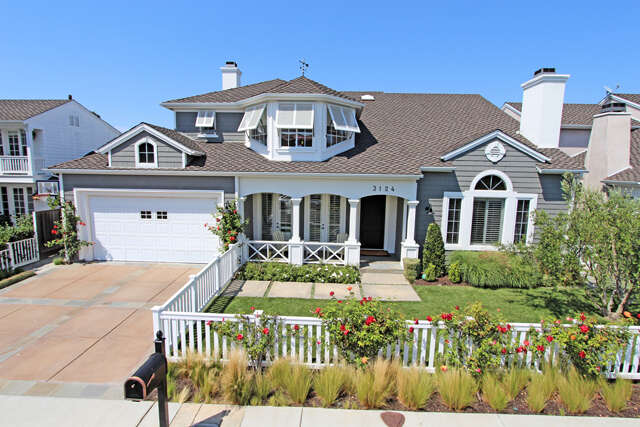 Single Family for Sale at 3124 Broad Street Newport Beach, California 92663 United States