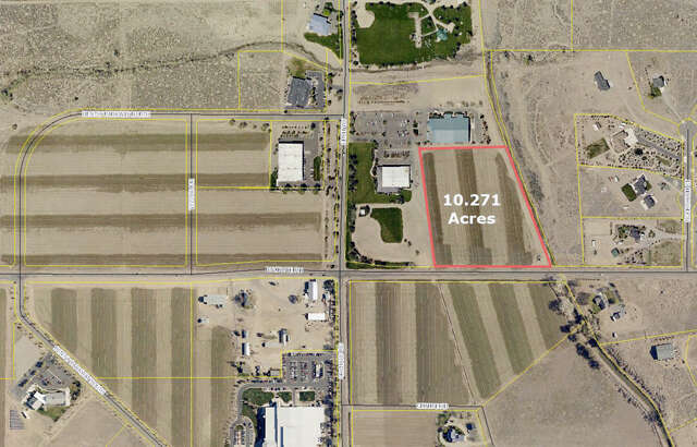 Single Family for Sale at Bentley Park Industrial Land Minden, Nevada 89423 United States