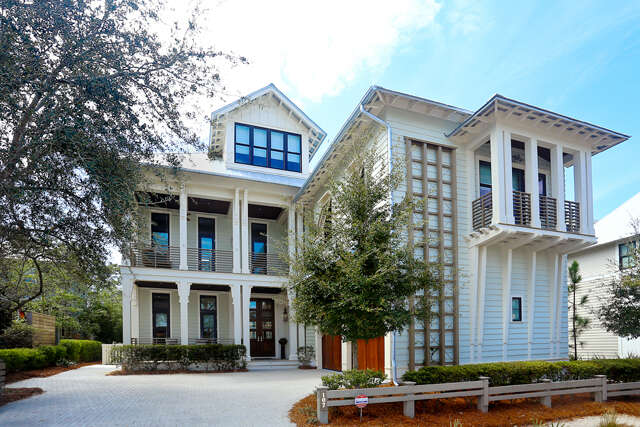 Single Family for Sale at 107 Blackwater Street Santa Rosa Beach, Florida 32459 United States