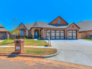 New Home for Sale, ListingId:38859361, location: 8508 NW 123rd St Oklahoma City 73142