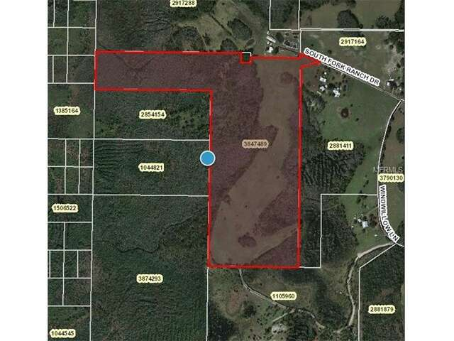 Real Estate for Sale, ListingId:44862274, location: SOUTH FORK RANCH DRIVE Clermont 34714