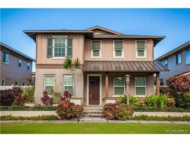 Single Family for Sale at 91-1050 Waikapoo Street Ewa Beach, Hawaii 96706 United States