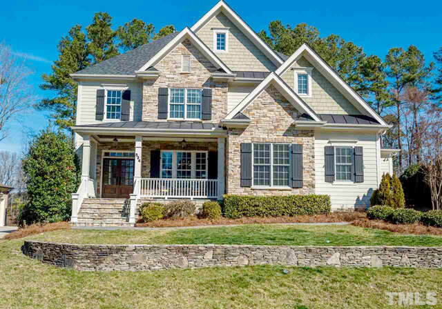 Single Family for Sale at 524 Bankhead Drive Cary, North Carolina 27519 United States