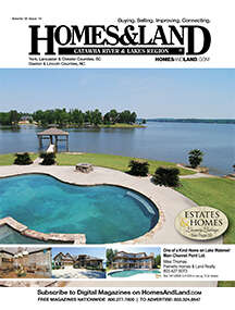 HOMES & LAND Magazine Cover. Vol. 20, Issue 10, Page 13.