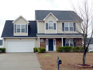 Rental Home for Sale, ListingId:37430443, location: 202 St George Drive Fayetteville