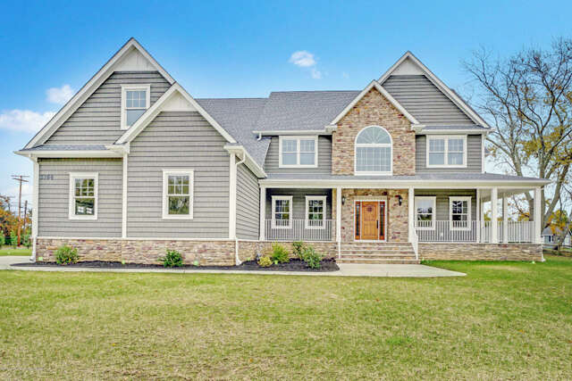 Single Family for Sale at 2164 Bernadette Court Sea Girt, New Jersey 08750 United States