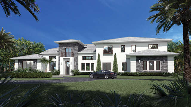 New Construction for Sale at 17744 Fieldbrook Circle W Boca Raton, Florida 33496 United States