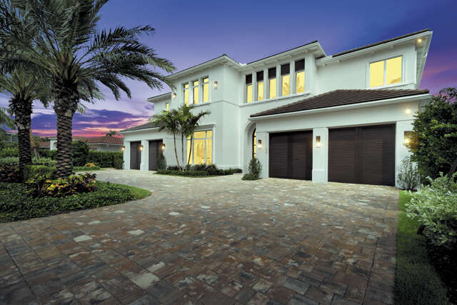Single Family for Sale at 1229 Thatch Palm Drive Boca Raton, Florida 33432 United States
