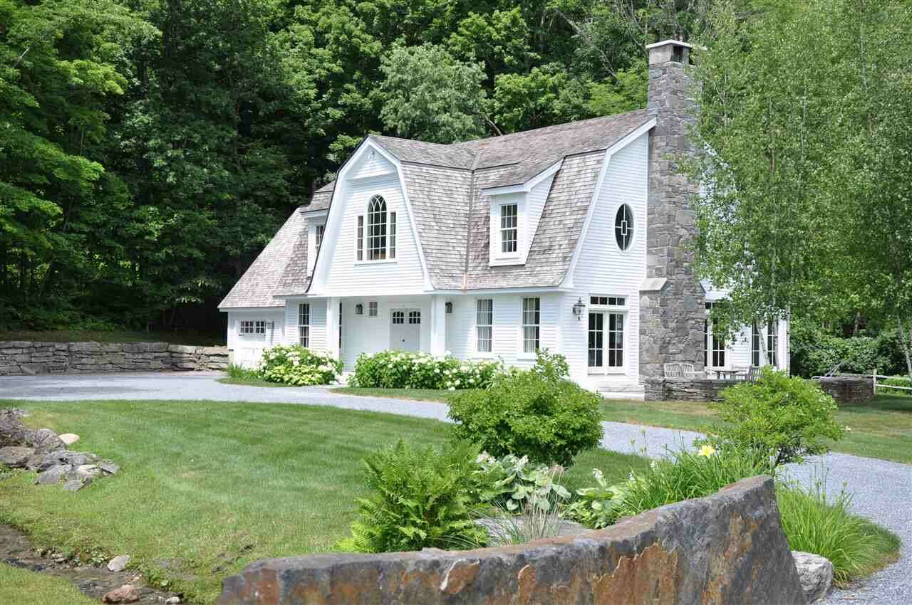 Single Family for Sale at 40 Nims Road Dorset, Vermont 05251 United States