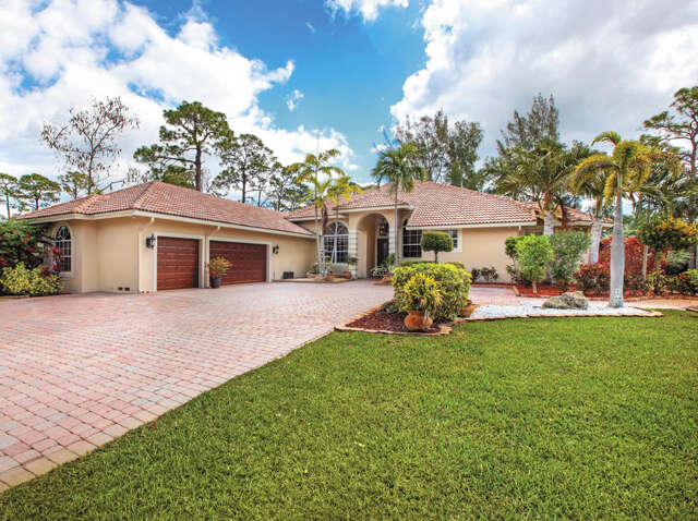 Single Family for Sale at 6188 NW 62nd Terrace Parkland, Florida 33067 United States