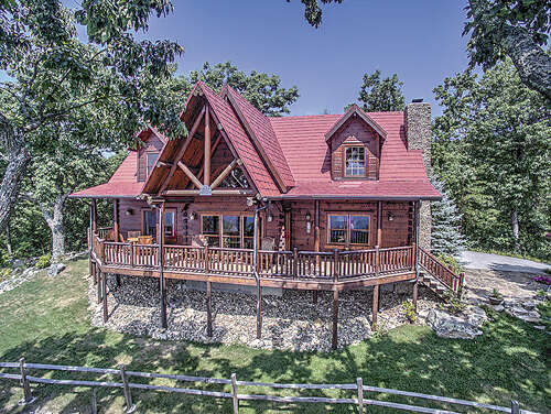 Single Family for Sale at 5016 Chilhowee Mountain Tr Maryville, Tennessee 37803 United States
