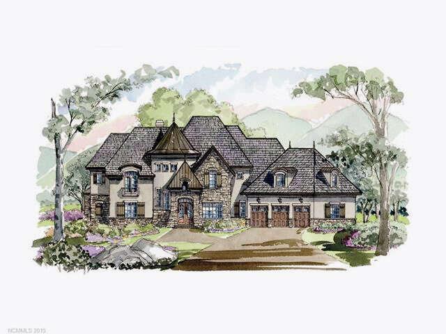 Single Family for Sale at 614 Hornebeam Lane #71 Arden, North Carolina 28704 United States