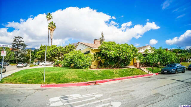Single Family for Sale at 351 Parkwood Drive Glendale, California 91202 United States